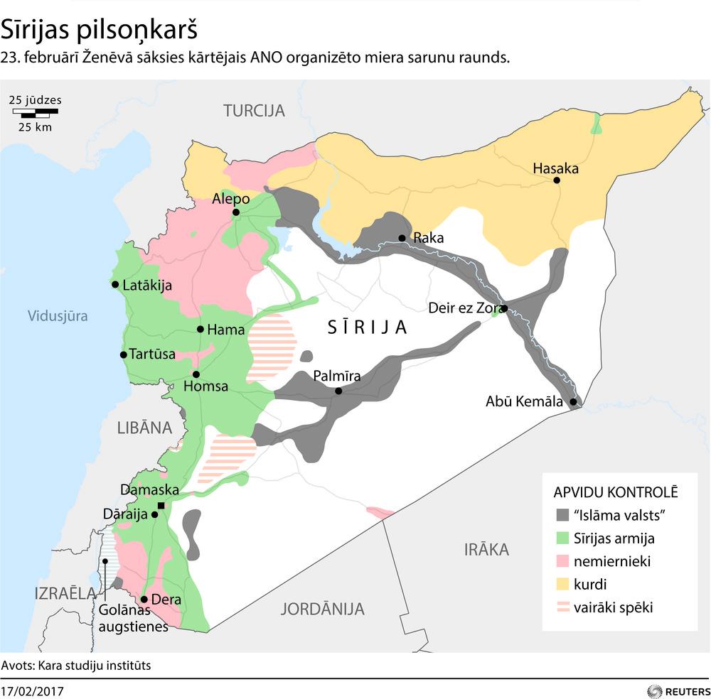 Sīrijas pilsoņkarš