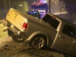 Uz ceļa izskrējis dzīvnieks izraisa avāriju Tallinā
