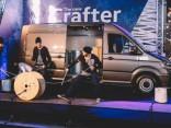 В Риге презентовали новый Volkswagen Crafter