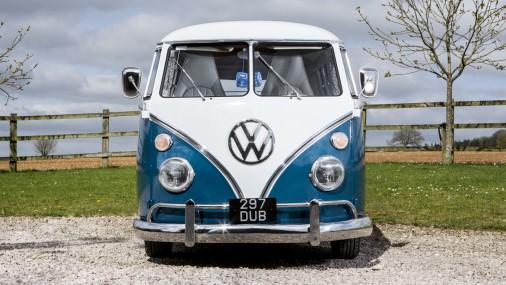 Отреставрированный Volkswagen T1