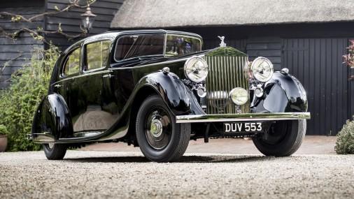 Feldmaršala Bernarda Montgomerija Rolls-Royce Phantom III