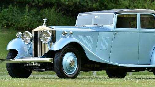 Malkolma Kembela Rolls-Royce Phantom II