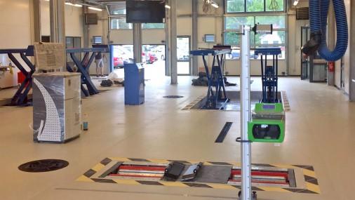 Jaunā Siguldas tehniskās apskates stacija