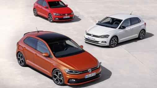 Volkswagen Polo шестого поколения