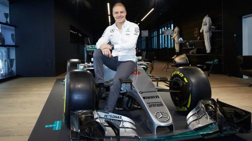 Valteri Botass pievienojies Mercedes F-1 komandai