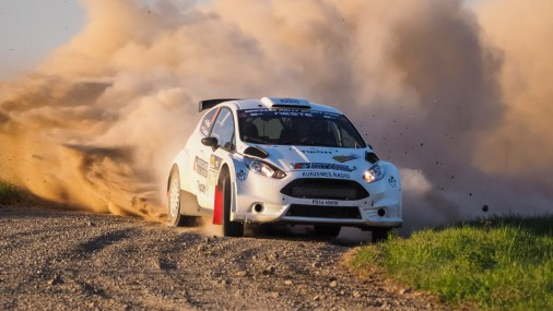 1-й день Rally Talsi 2017