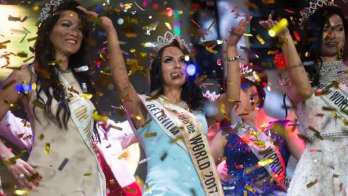Финальное шоу конкурса «Mrs/Miss Top of the World»