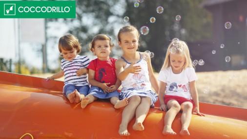 Коллекция детской одежды Coccodrillo