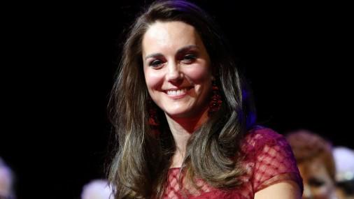 Кейт Миддлтон на премьере бродвейского мюзикла