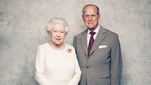 Королева Елизавета II и принц Филипп отметили 70-летие свадьбы
