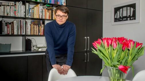 В гостях у архитектора Алексея Бирюкова