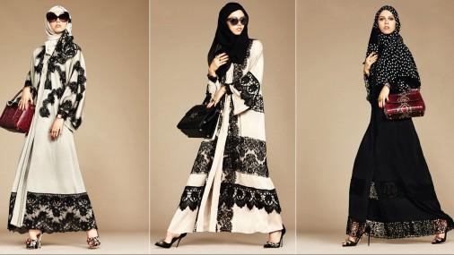 Dolce & Gabbana выпустил первую линейку хиджабов