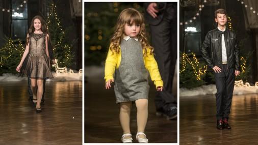 Международный фестиваль детской моды L'Officiel Winter Fairy Tale 2016