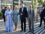"""Гости открытия фестиваля Лаймы Вайкуле """"Рандеву"""""""