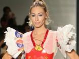 Мода McDonald's: наряды, созданные из упаковок от фастфуда