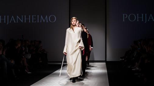 Riga Fashion Week 2017: Pohjanheimo