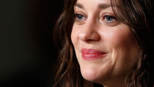 Французская актриса Марион Котийяр