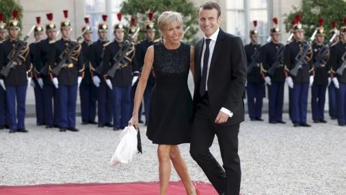 Возможно, будущая первая леди Франции - 64-летняя Брижит Тронье