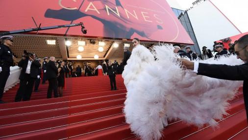 Стиль знаменитостей на открытии Каннского кинофестиваля