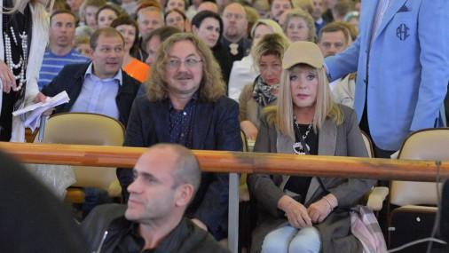 """Звезды на концерте Дениса Мацуева в """"Дзинтари"""""""