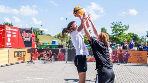 Ghetto Games pasākums Jelgavā
