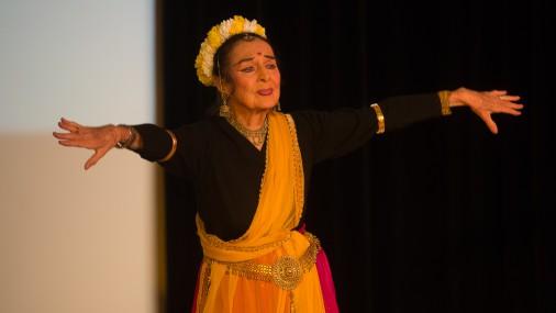 Dejotāja un horeogrāfe Vija Vētra ar koncertu atzīmē 74 skatuves gadu jubileju