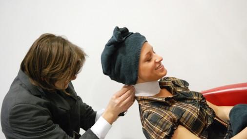"""""""Melo M"""" Kārlis Auzāns - frizieris. Tiek veidota pirmā frizūra!"""