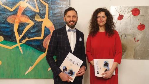 """Rīgā atklāta laikmetīgās mākslas izstāde """"ArtAlea Code 2. On The Move"""""""