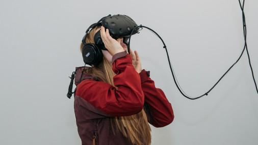"""Mākslas un zinātnes festivāla """"Virtualities and realities"""" atklāšana"""