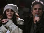 Boldvins, Šēra u.c. slavenības Ņujorkā protestē pret Trampu