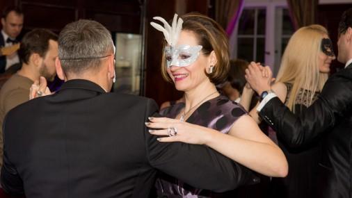 Labdarības masku balle, kas veltīta Rīgas Riharda Vāgnera Nama atdzimšanai