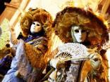 Krāšņais Venēcijas karnevāls