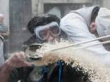 Foto. Miltu kaujas Grieķijā un Spānijā