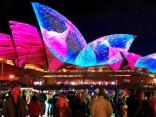 Gaismu festivāls Sidnejā