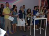 Latvijas EXPO paviljonā svin Līgo svētkus