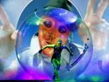 Красочное шоу мыльных пузырей, лазеров и спецэффектов Bubblelandia