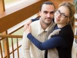 Darja Rogaleva un Dmitrijs Pallo šovā «Kāzu gūstā»