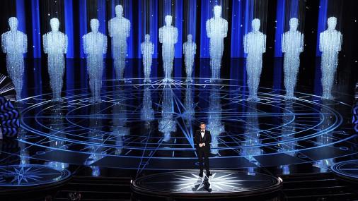 "Церемония вручения ""Оскара"" в Голливуде"
