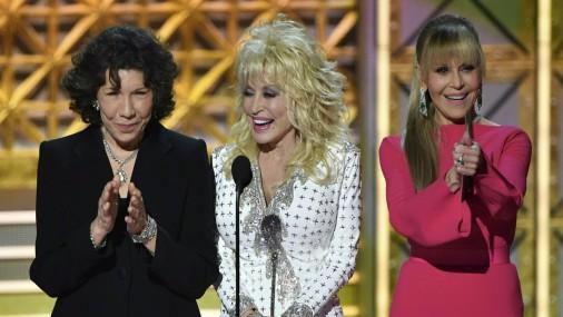 «Emmy» televīzijas balvu pasniegšana Losandželosā
