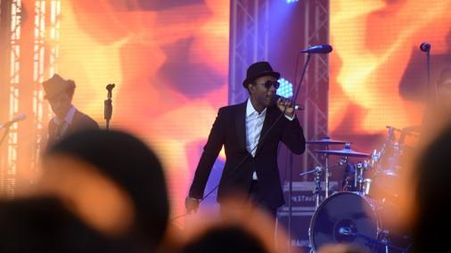 "Aloe Blacc festivālā ""Summer Sound 2013"""