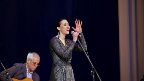 Концерт Айи Витолини и AG 3'o в Узбекистане