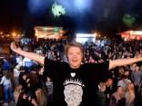 «Fono fests» 1. diena sniedz lielu mūzikas enerģijas lādiņu