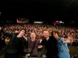 Ar grandioziem koncertiem izskanējusi «Fono Cēsis» 2. diena