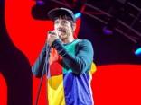 """""""Red Hot Chili Peppers"""" uzstājās Krakovā, Polijā"""