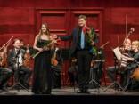 Dzintaru koncertzālē izskanējis Ziemassvētku festivāls