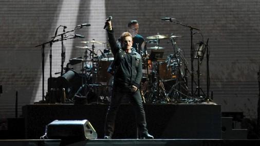 """U2 uzsāk """"Joshua Tree"""" turneju Vankūverā"""
