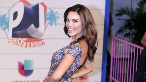 "Mūzikas klipa ""Despacito"" modele Suleika Rivera"