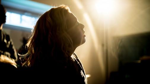 """Dziedātājas Lindas Leen jaunā albuma """"Digital Church"""" prezentācijas pasākums"""