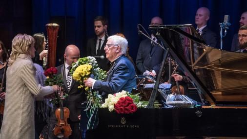 Ar koncertu svin Maestro Raimonda Paula dzimšanas dienu