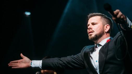 Интарс Бусулис презентовал новый альбом Nākamā pietura